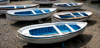 Beached Boats Capri