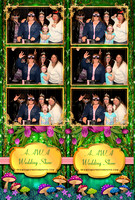 A-AWA Spring 2016 Wedding Show at Six Flags Great Escape Resort with Overtime Photo Booth 125801