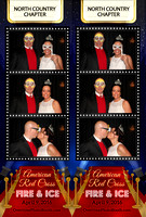 American Red Cross 2016 Fire and Ice Gala at the West Side Ballroom with Overtime Photo Booth 174502