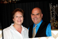 Gail and John 50th Anniversary Party at Dunham's Bay Resort with Overtime Photo Booth 172519