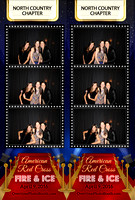 American Red Cross 2016 Fire and Ice Gala at the West Side Ballroom with Overtime Photo Booth 171153