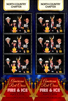American Red Cross 2016 Fire and Ice Gala at the West Side Ballroom with Overtime Photo Booth 201212