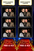 American Red Cross 2016 Fire and Ice Gala at the West Side Ballroom with Overtime Photo Booth 174020