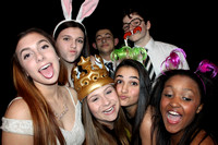 Julianna and Emma Sweet 16 with Overtime Photo Booth 38