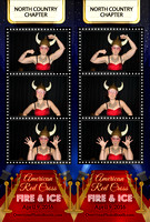 American Red Cross 2016 Fire and Ice Gala at the West Side Ballroom with Overtime Photo Booth 202652