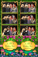 A-AWA Spring 2016 Wedding Show at Six Flags Great Escape Resort with Overtime Photo Booth 121547