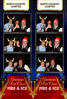 American Red Cross 2016 Fire and Ice Gala at the West Side Ballroom with Overtime Photo Booth 202148