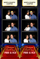 American Red Cross 2016 Fire and Ice Gala at the West Side Ballroom with Overtime Photo Booth 174751