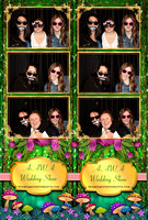 A-AWA Spring 2016 Wedding Show at Six Flags Great Escape Resort with Overtime Photo Booth 124433