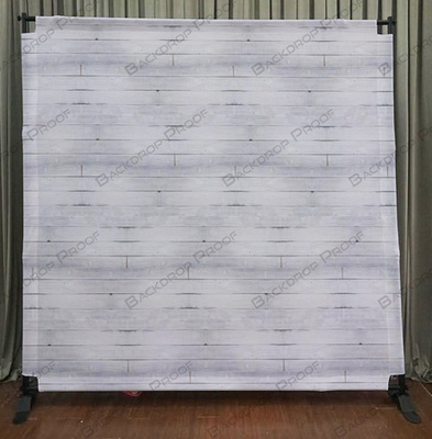 White Wash Wood photo booth backdrop for your event.