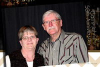 Gail and John 50th Anniversary Party at Dunham's Bay Resort with Overtime Photo Booth 171746