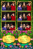 A-AWA Spring 2016 Wedding Show at Six Flags Great Escape Resort with Overtime Photo Booth 121926